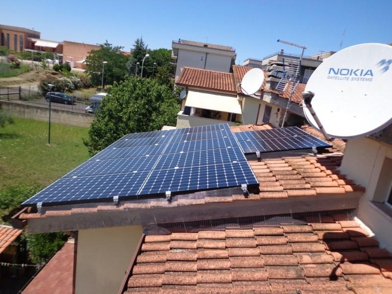 Pannello Solare Detrazione Fiscale : Impianto fotovoltaico sunpower con detrazione fiscale